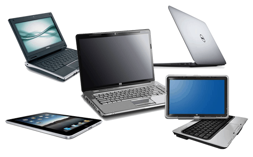 Difference between Laptop, Notebook, Netbook, Tablet PC and Ultrabook