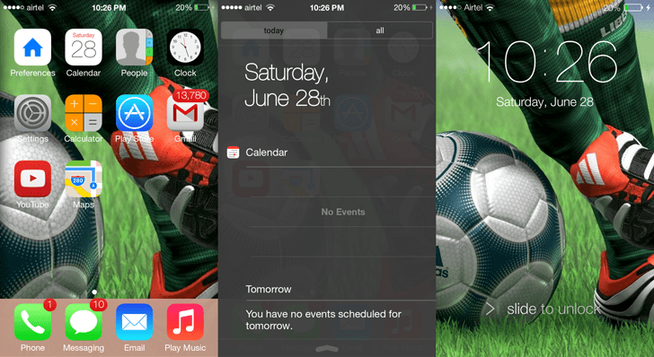 How to Make Android look like an iPhone (Full Customization)