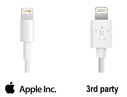 3rd party Lightning Connector