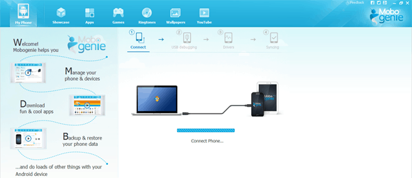 android software for pc sync