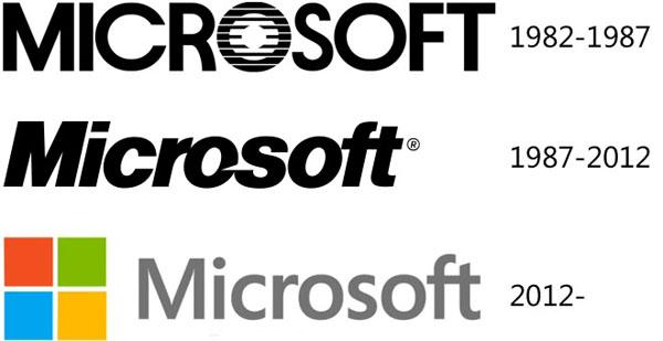 Microsoft 1985 to 2012