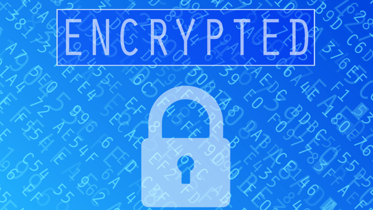 Lock and encrypt files on iOS and Android