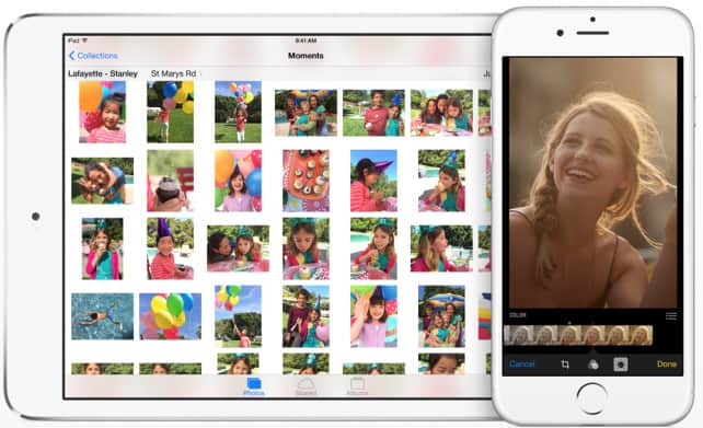 Save photos & videos to iPhone, iPad Camera Roll
