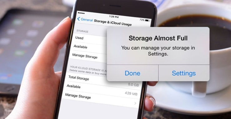 Free up storage space on iPhone, iPad or iPod Touch