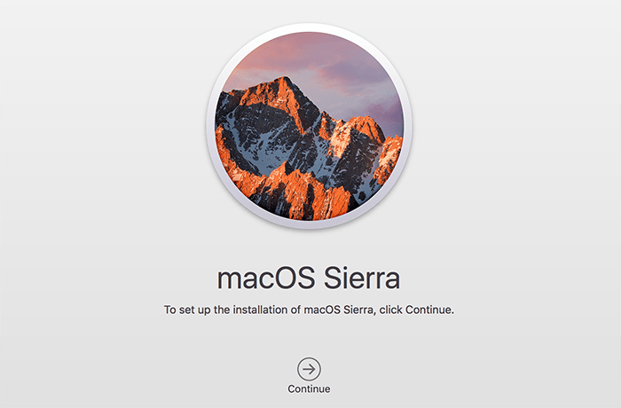 Install macOS Sierra - Direct Download