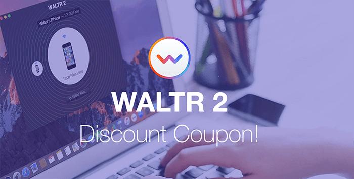 WALTR 2 Discount Coupon Code