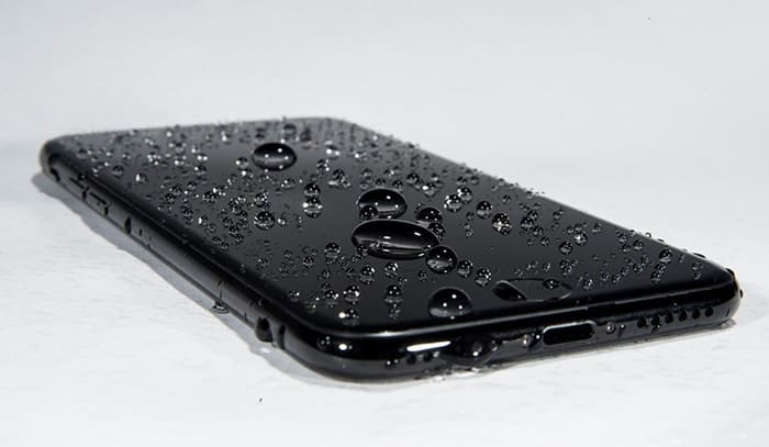 Remove Water from iPhone Speaker Grills