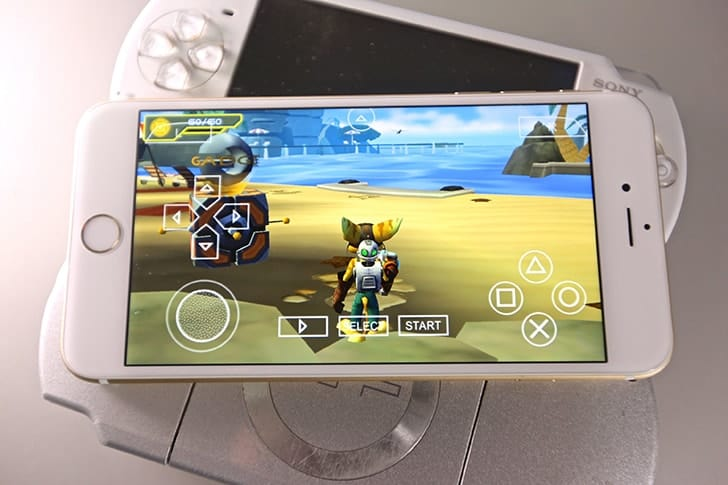 Install PPSSPP Emulator on iPhone, iPad - No Jailbreak