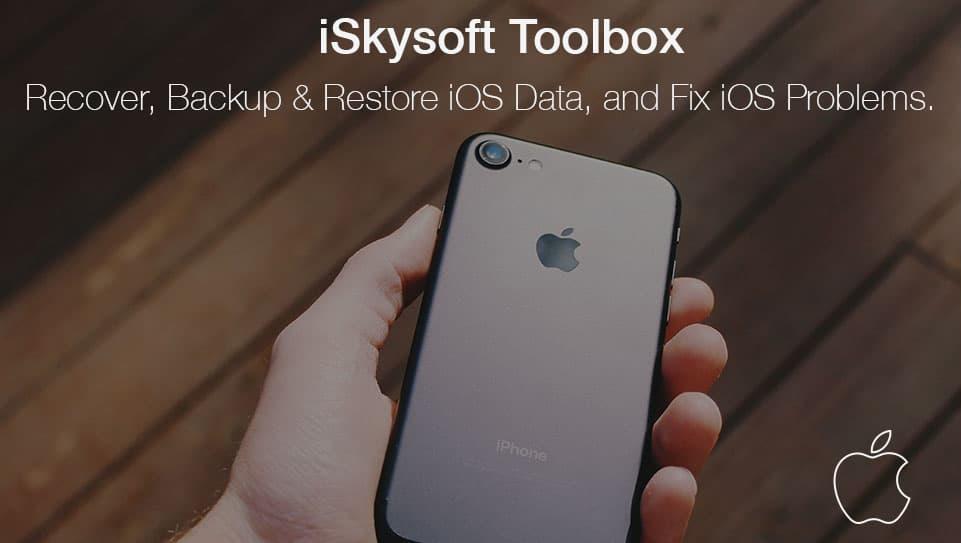 is iskysoft toolbox safe
