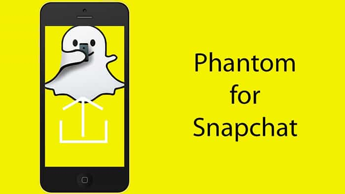Install SnapChat Phantom, SCOthman Snap without jailbreak on