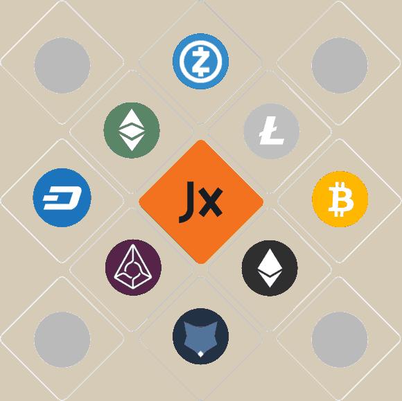 Jaxx multi-platform light wallet