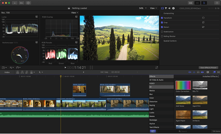 Filmora vs Final Cut Pro - Top video editing software for beginners?