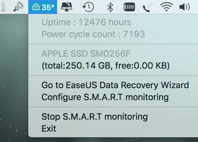 Data Recovery Tool with S.M.A.R.T. Monitoring