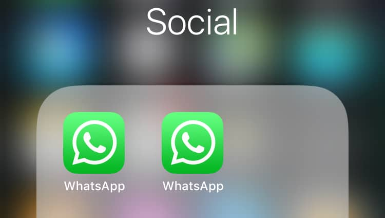 How to Install 2 WhatsApp on iPhone without Jailbreak