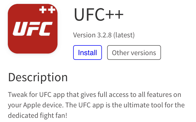 Access UFC Fight Pass events and pay-per-view events for free